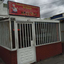 Empanadas & Comidas Rápidas El Gordo  en Bogotá