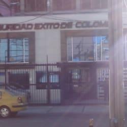 Seguridad y Vigilancia Éxito de Colombia en Bogotá