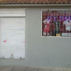 Erótico Sex Shop  en Bogotá