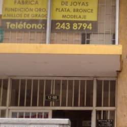 Fábrica de Joyas en Bogotá