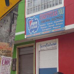 Ferrepinturas Yoli en Bogotá