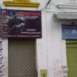 Ferreteria el Triunfador  en Bogotá