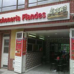 Lechonería Flandes en Bogotá