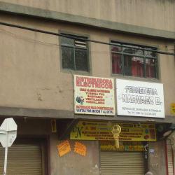 Ferreteria Narvaez B,  en Bogotá