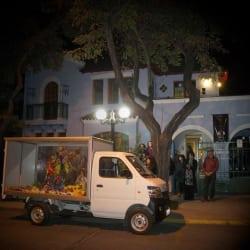 Centro de Arte y Musicoterapia Crisol en Santiago