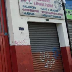 Alineaciones y Frenos Capital en Bogotá