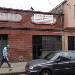 G.T.B. Motores en Bogotá