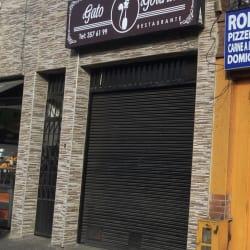 Gato Gourmet Restaurante en Bogotá