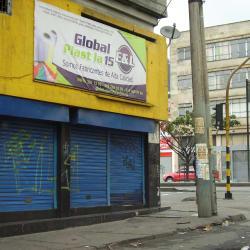 Global Plast de La 15  en Bogotá