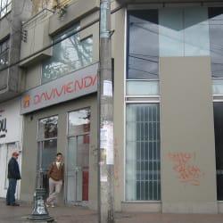 Banco Davivienda Siete de Agosto en Bogotá