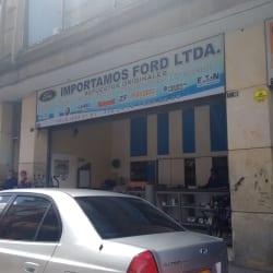 Importamos Ford Ltda  en Bogotá