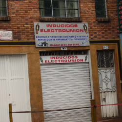 Inducidos Electrounion  en Bogotá