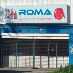 Extintores Roma en Santiago