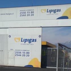 Lipigas - Av. Santa Rosa en Santiago