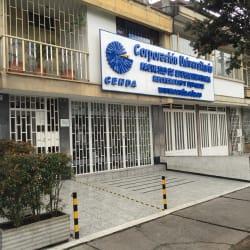 Cenda Sede Educación Fïsica en Bogotá