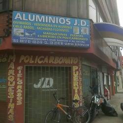 Aluminios J.D. en Bogotá