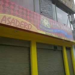 Asadero Leon Dorado en Bogotá