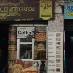 Café Mari'u en Bogotá
