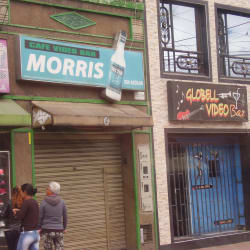 Cafe Video Bar Morris  en Bogotá