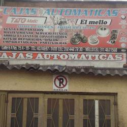 Cajas Automaticas El Mello  en Bogotá