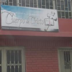 Iglesia Cristiana Cuerpo de Cristo   en Bogotá