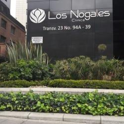 Clinica los Nogales en Bogotá