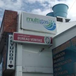 Estación de Servicio Biomax San Miguel Del Norte en Bogotá