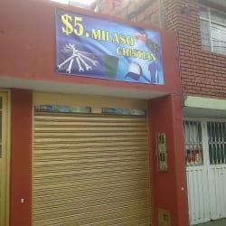 $5.milaso Cristian en Bogotá