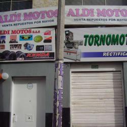 Aldi Motos S.A.S. en Bogotá
