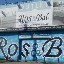 Outlet Ros & Bal en Santiago