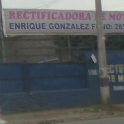 Rectificadora de Motores Enrique González en Santiago