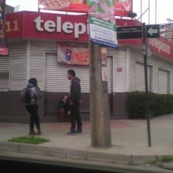 Telepizza - Gran Avenida en Santiago