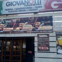 Giovanotti en Santiago