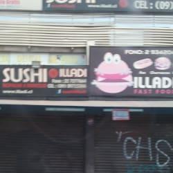 Sushi Illadi - Concha y Toro en Santiago