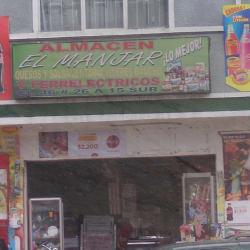 Almacén El Manjar Salsamentaria  en Bogotá
