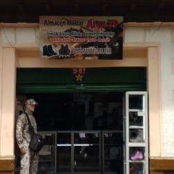 Almacén Militar Area 89 en Bogotá