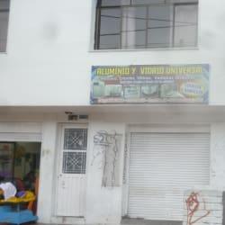 Aluminio y Vidrio Universal en Bogotá