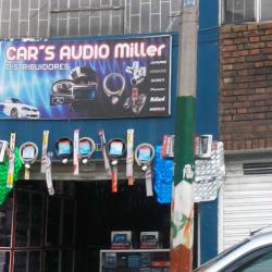 Car's Audio Miller en Bogotá