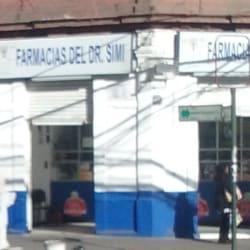 Farmacia Dr Simi - Independencia / Corbeta Esmeralda en Santiago