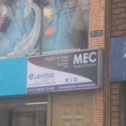 Eventtus en Bogotá