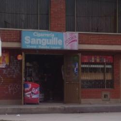 Cigarreria Sanguille en Bogotá