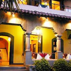 Restaurant Omar Khayyam en Santiago