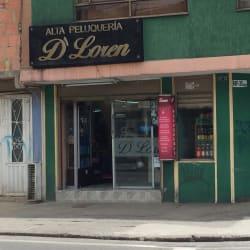 D´Loren Alta Peluquería en Bogotá