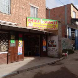 Merkamil en Bogotá