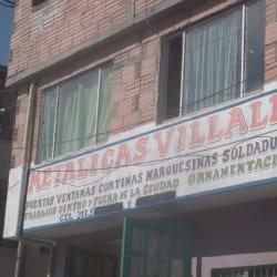 Metalicas Villalba en Bogotá