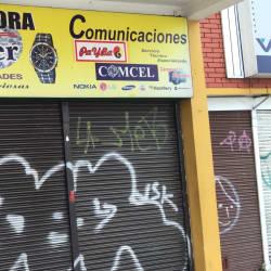 Comunicaciones PaYBa en Bogotá