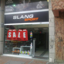 Slang Sport Calle 53 con 21 en Bogotá