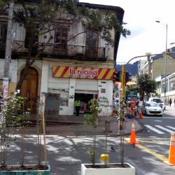 Droguería La Rebaja Carrera 7 con 22 en Bogotá