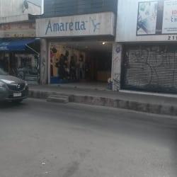 Amaretta en Santiago
