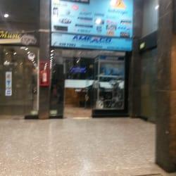 Amexco en Santiago